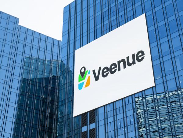 Sample branding #2 for Veenue
