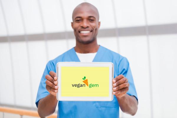 Sample branding #3 for Vegangem