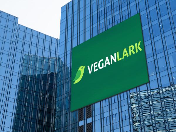 Sample branding #3 for Veganlark