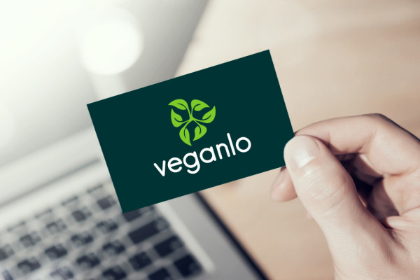 Sample branding #3 for Veganlo