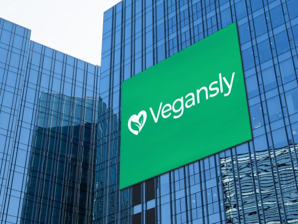 Sample branding #2 for Vegansly
