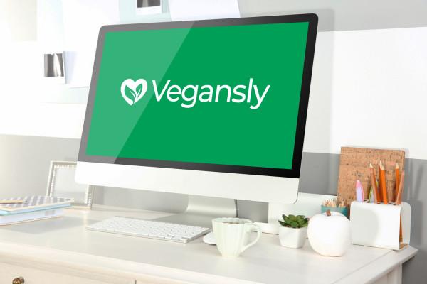 Sample branding #3 for Vegansly
