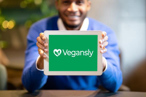 Sample branding #1 for Vegansly