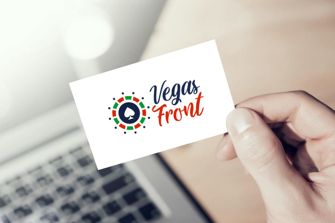 Sample branding #2 for Vegasfront
