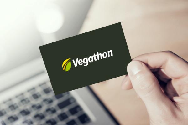 Sample branding #1 for Vegathon