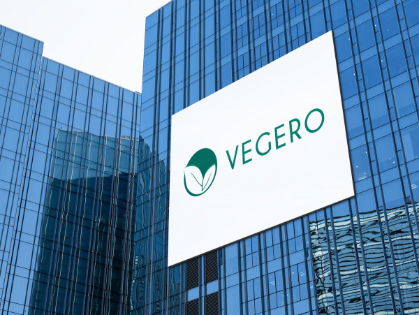 Sample branding #1 for Vegero