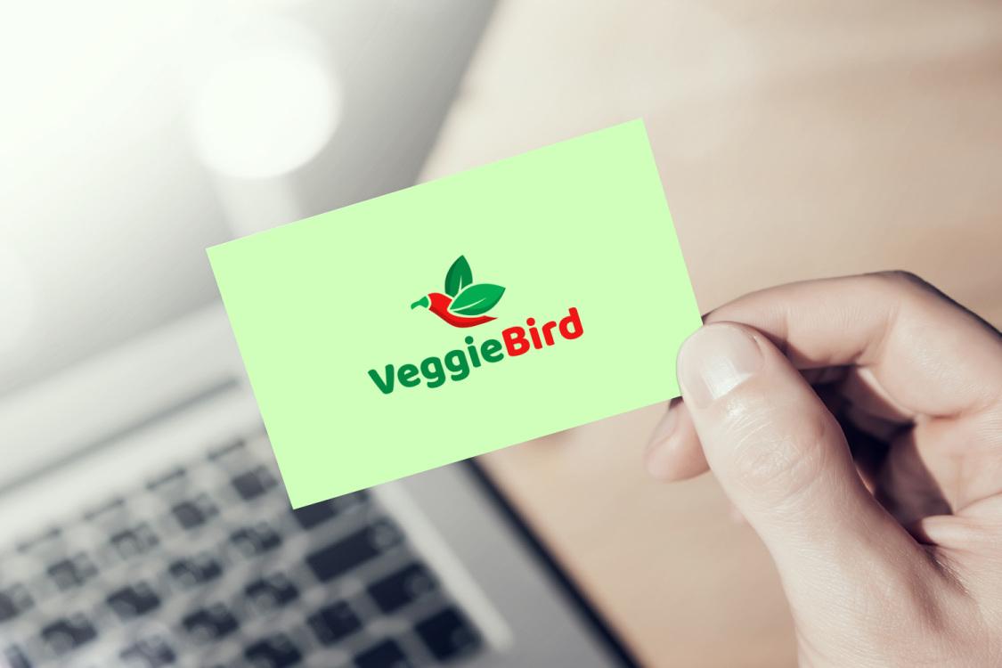 Sample branding #2 for Veggiebird