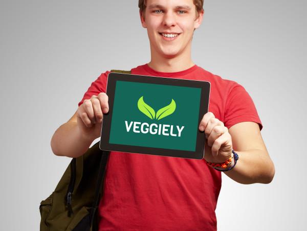 Sample branding #1 for Veggiely