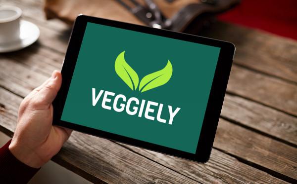 Sample branding #3 for Veggiely