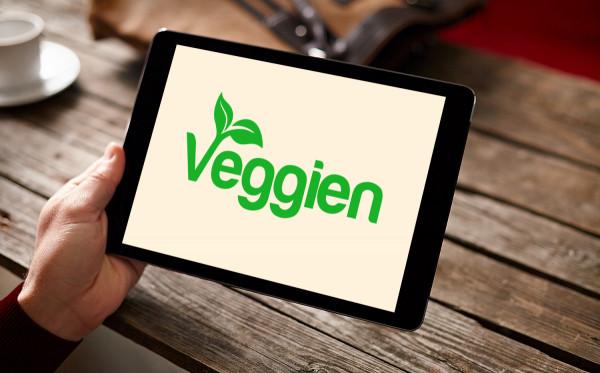 Sample branding #1 for Veggien