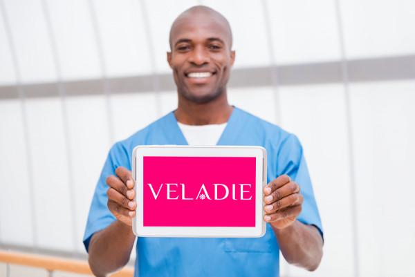 Sample branding #3 for Veladie
