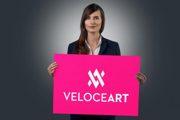 Sample branding #3 for Veloceart