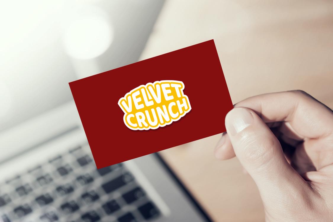 Sample branding #1 for Velvetcrunch