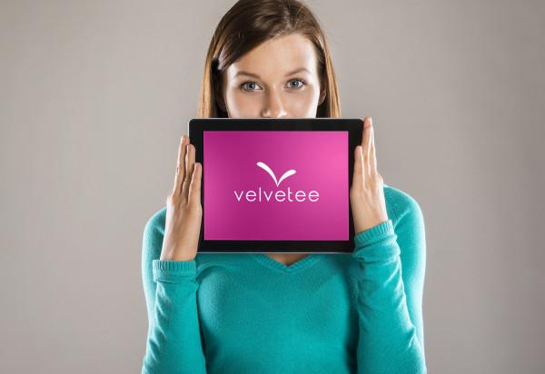 Sample branding #1 for Velvetee