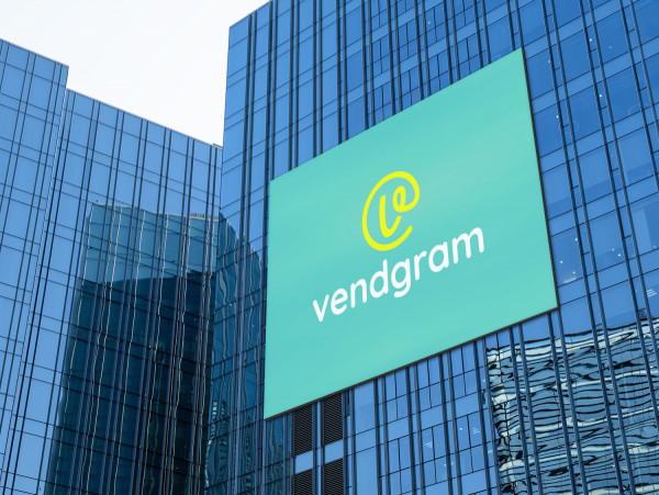 Sample branding #1 for Vendgram