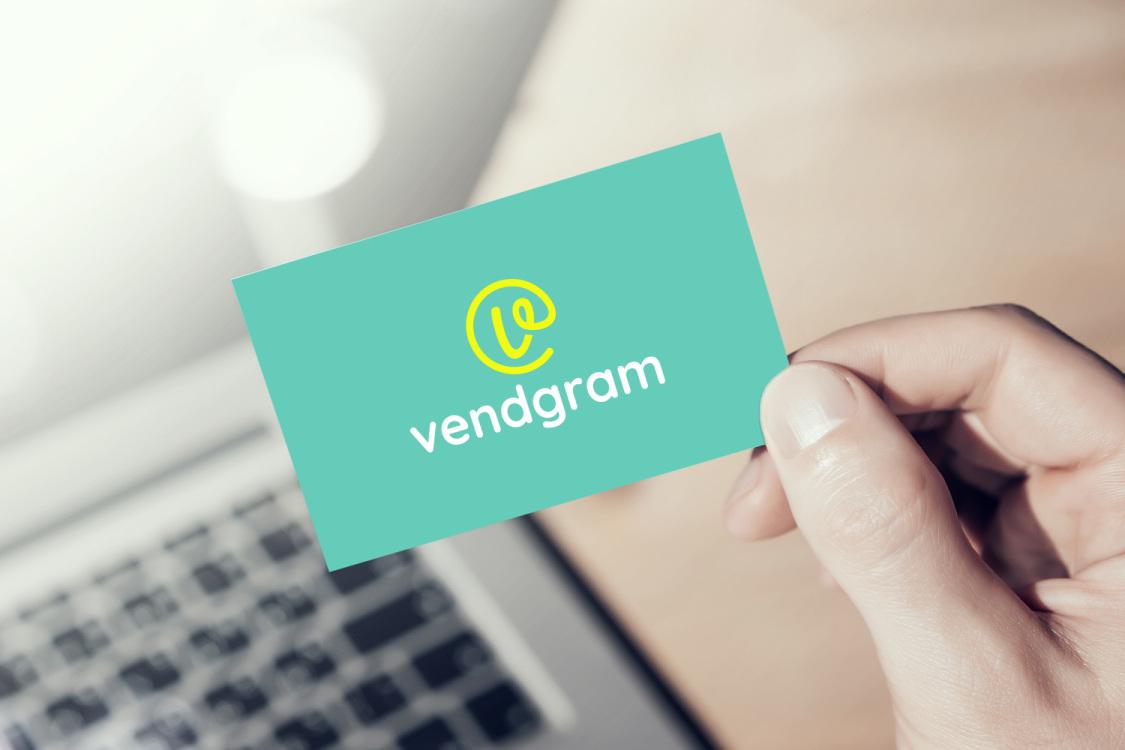 Sample branding #1 for Vendgram