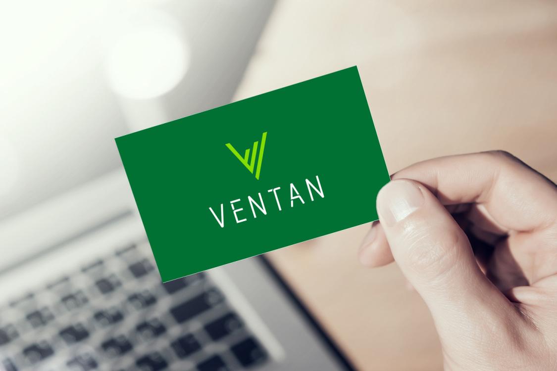 Sample branding #3 for Ventan