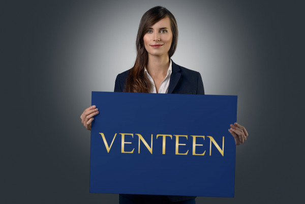 Sample branding #1 for Venteen
