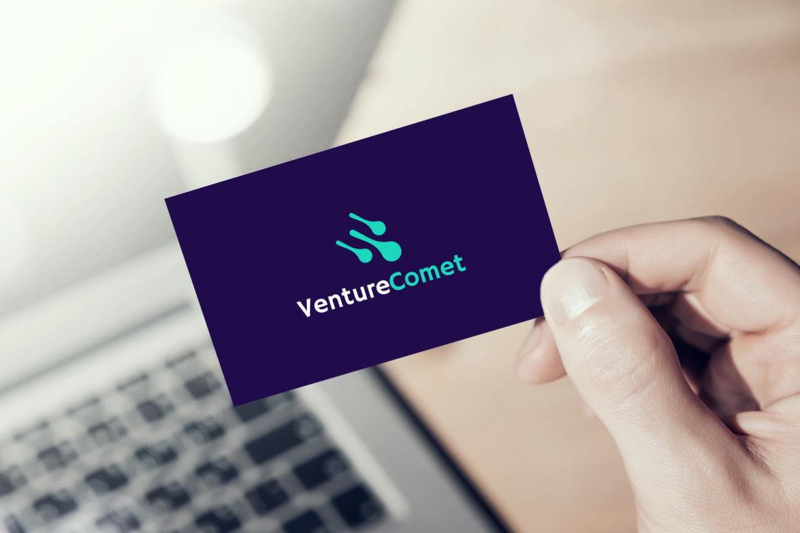 Sample branding #1 for Venturecomet