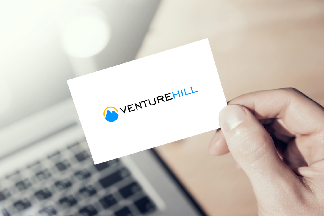 Sample branding #2 for Venturehill
