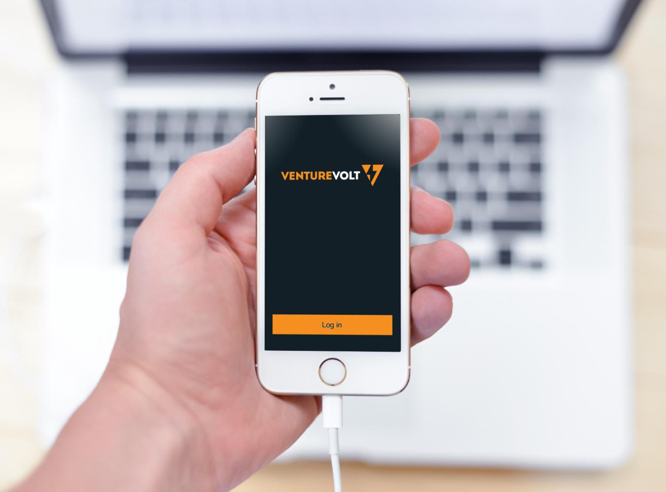 Sample branding #1 for Venturevolt