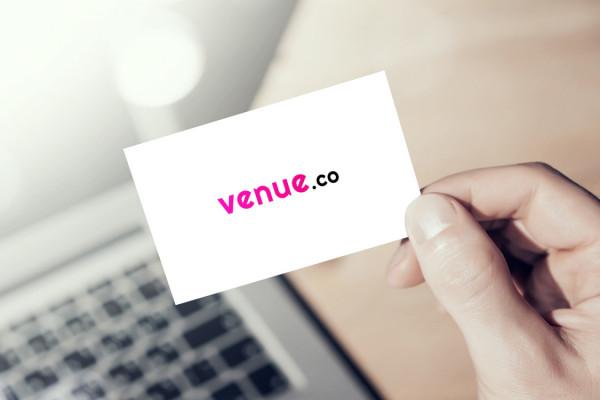 Sample branding #3 for Venue