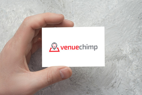 Sample branding #2 for Venuechimp