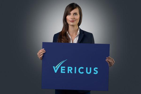 Sample branding #3 for Vericus