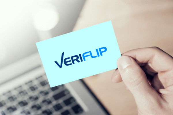Sample branding #2 for Veriflip