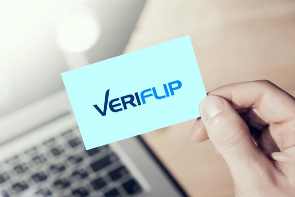 Sample branding #2 for Veriflip