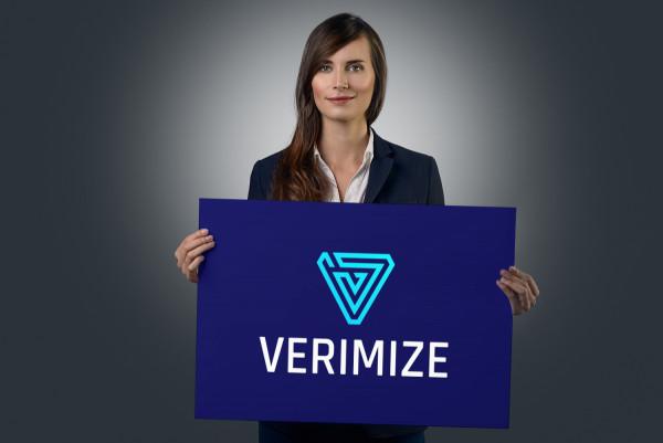 Sample branding #2 for Verimize