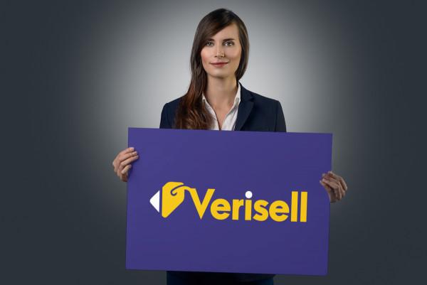 Sample branding #2 for Verisell