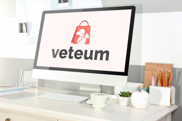 Sample branding #1 for Veteum