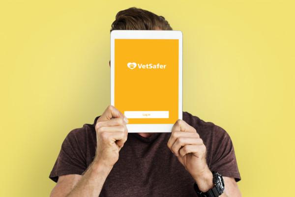 Sample branding #2 for Vetsafer