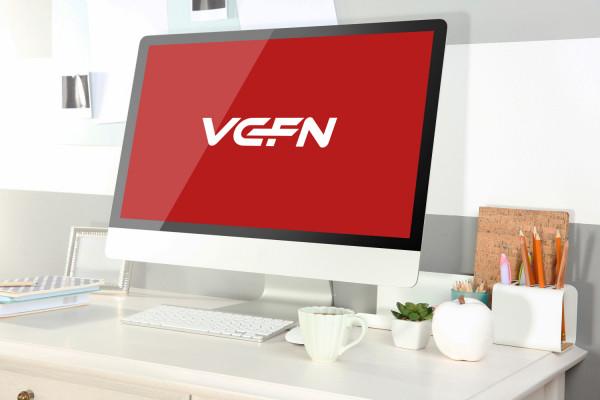 Sample branding #2 for Vgfn