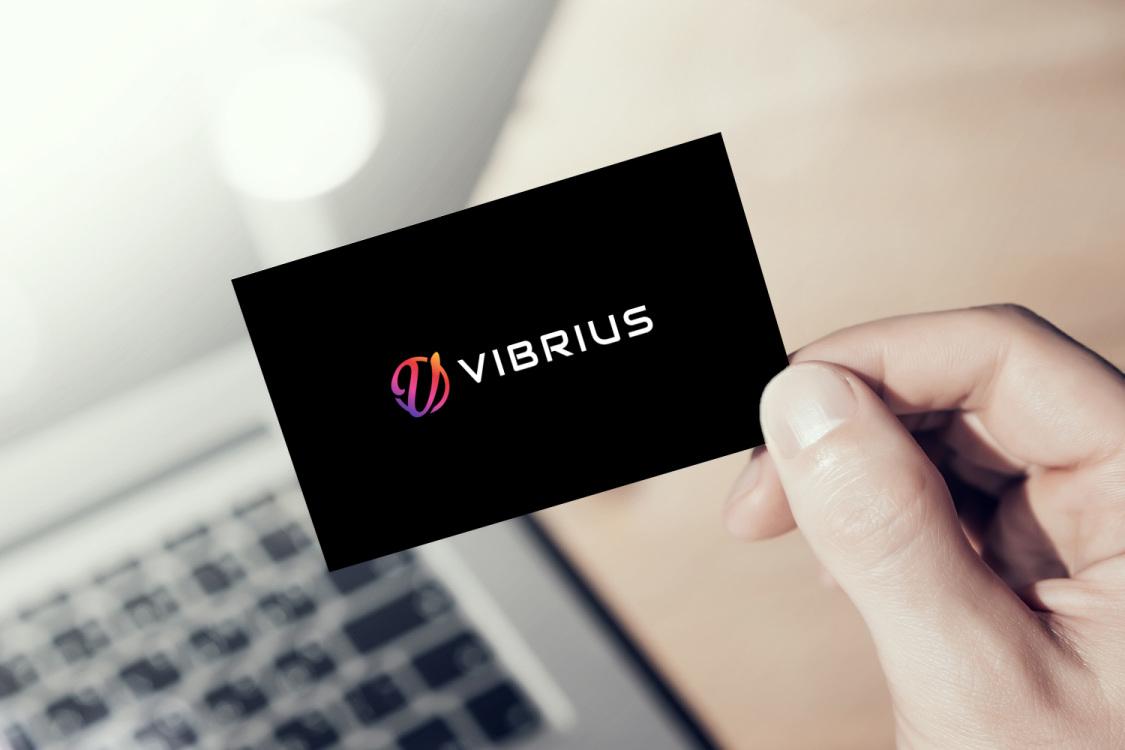 Sample branding #3 for Vibrius
