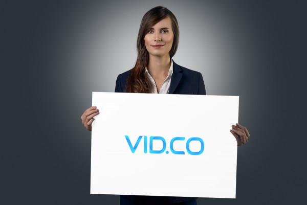 Sample branding #1 for Vid
