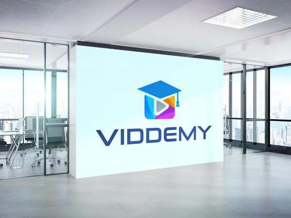 Sample branding #3 for Viddemy