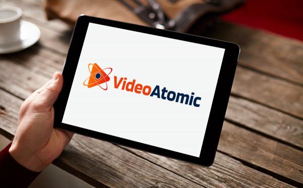 Sample branding #3 for Videoatomic