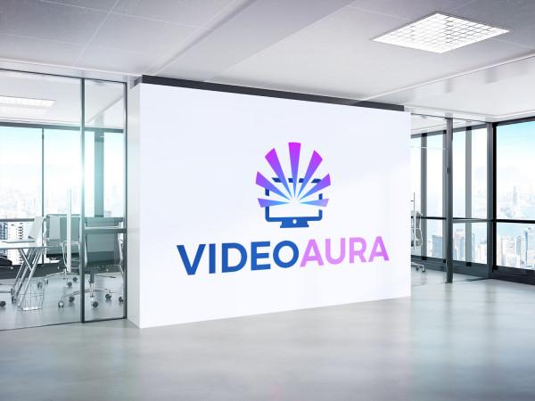Sample branding #3 for Videoaura