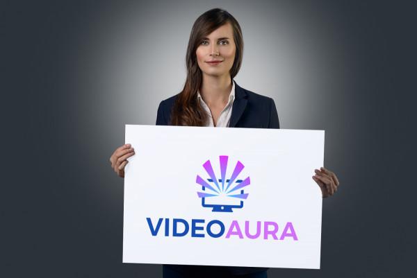 Sample branding #1 for Videoaura