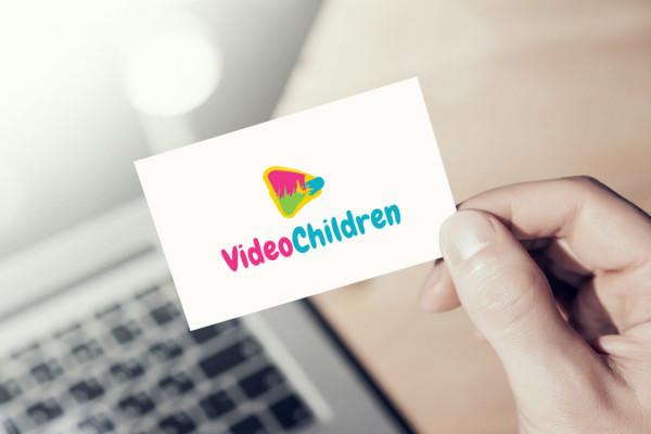 Sample branding #1 for Videochildren