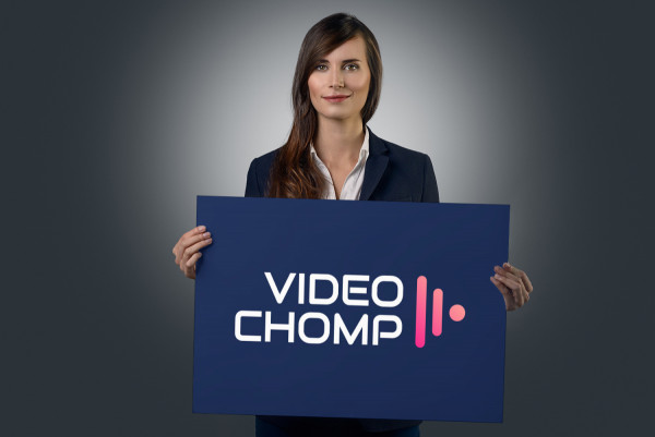 Sample branding #1 for Videochomp