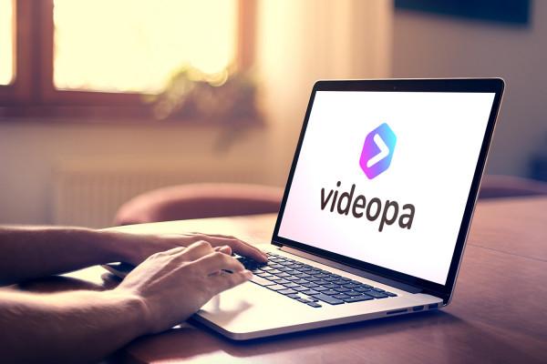 Sample branding #2 for Videopa