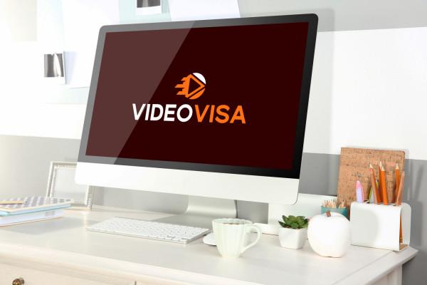Sample branding #3 for Videovisa