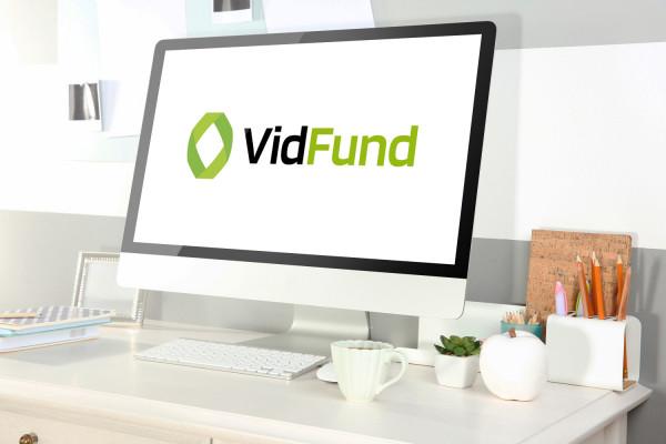 Sample branding #2 for Vidfund