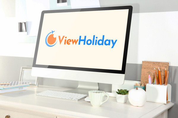 Sample branding #2 for Viewholiday