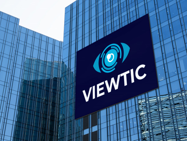 Sample branding #2 for Viewtic