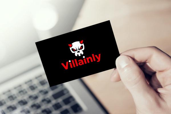 Sample branding #3 for Villainly