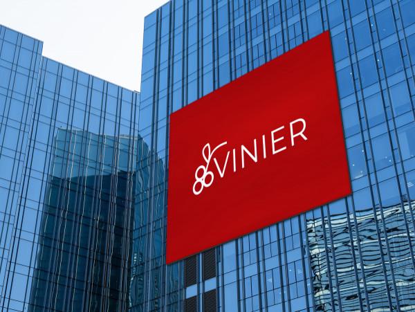 Sample branding #2 for Vinier
